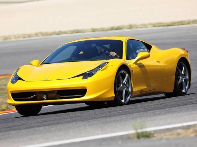 2012 Ferrari 458 Italia Super
