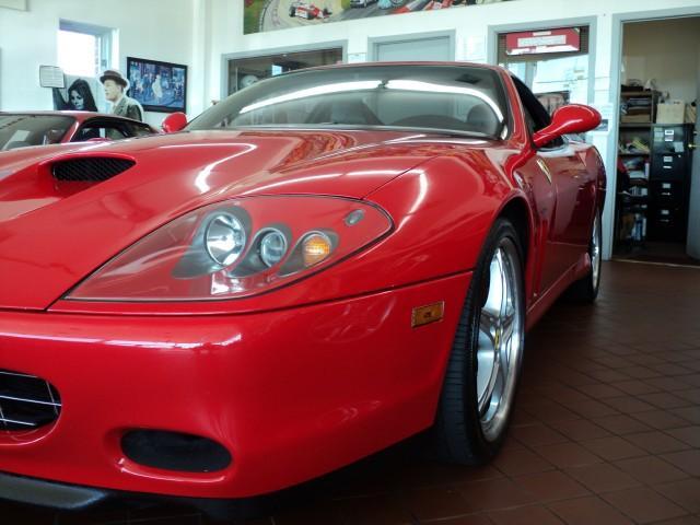 2004 Ferrari 575 Maranello 5dr HB Rio5 SX