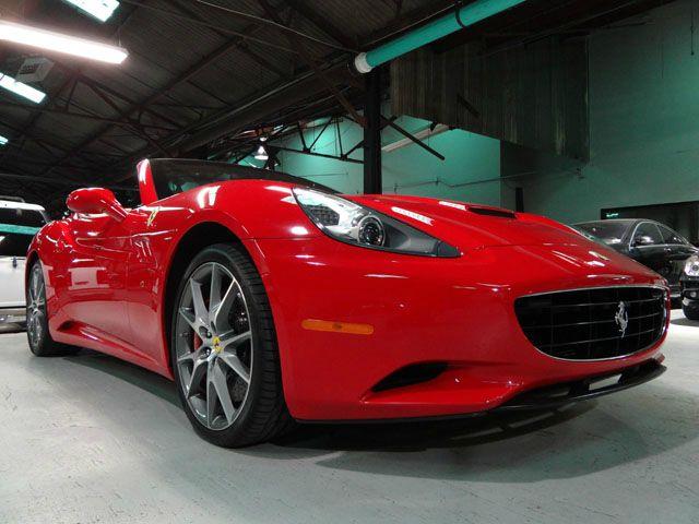 2010 Ferrari California Passion