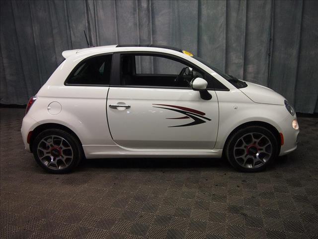 2012 Fiat 500 GSX