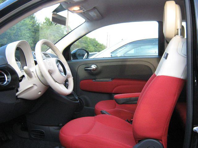 2012 Fiat 500 Luxury Package 3.6L V6 RWD
