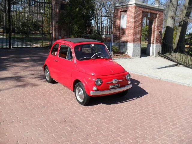 1970 Fiat 500L Base