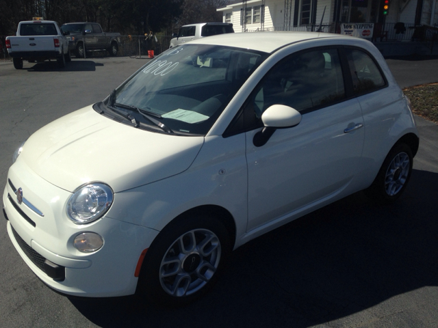2013 Fiat Unspecified Ertible BASE Manual