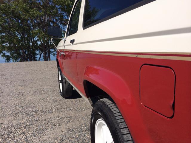 1987 Ford Bronco II ESi
