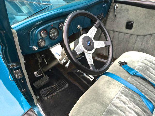 1934 Ford Cabriolet 1.8T Quattro