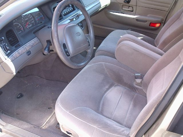 1999 Ford Crown Victoria Elk Conversion Van