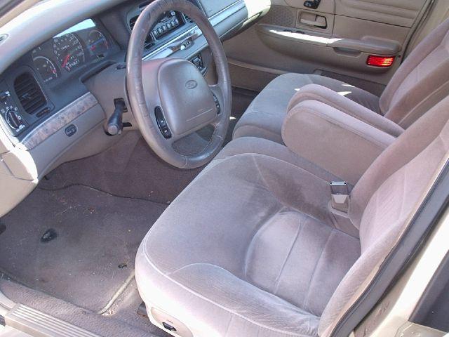 1999 Ford Crown Victoria Elk Conversion Van