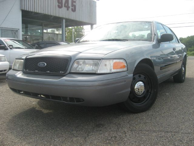 2007 Ford Crown Victoria Luxury
