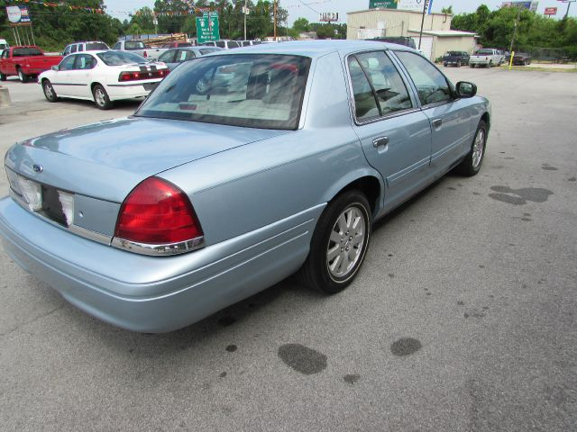 2007 Ford Crown Victoria 4DR SE (roof)