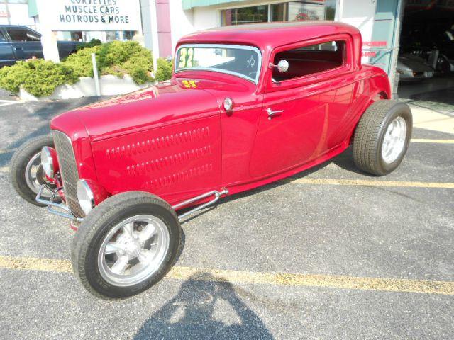1932 Ford Custom Unknown