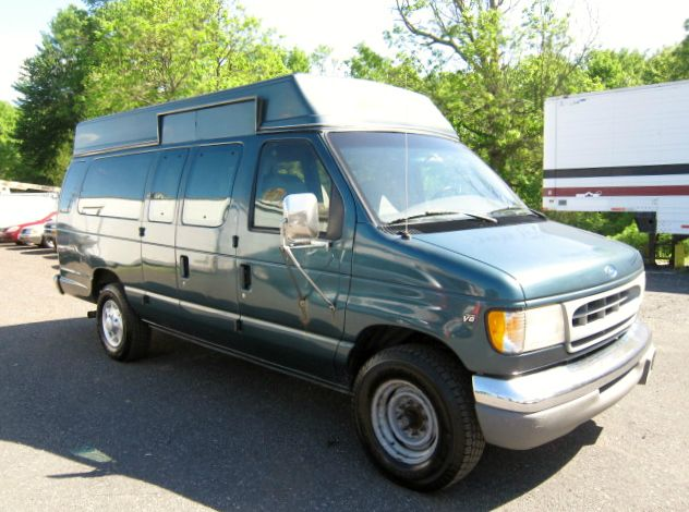 1997 Ford E-350 Unlimited 4WD