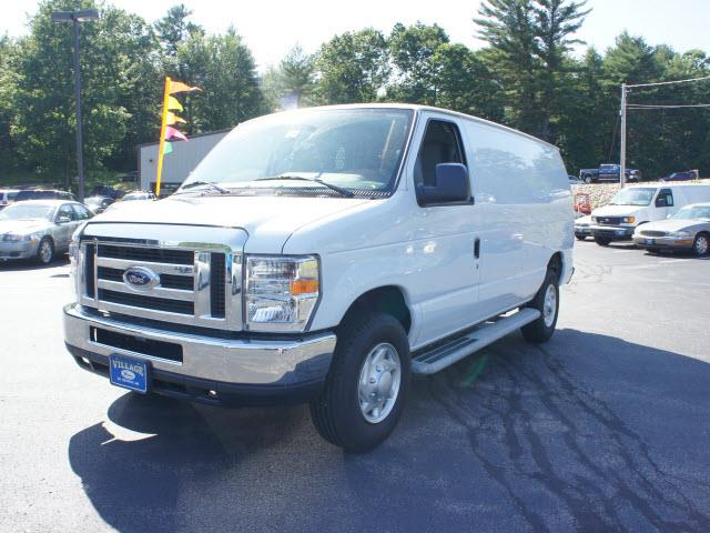 2013 Ford E-Series Cargo T6 Turbo AWD
