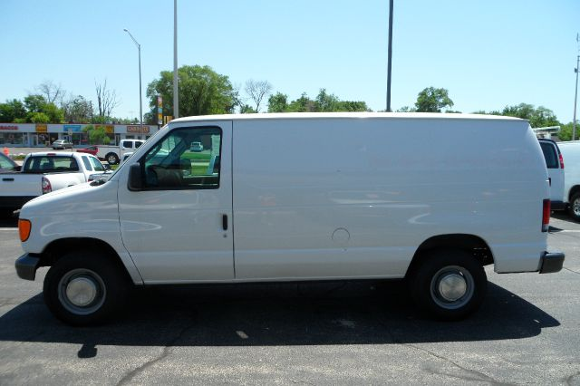 2006 Ford E250 Cargo Van 2d Coupe 442
