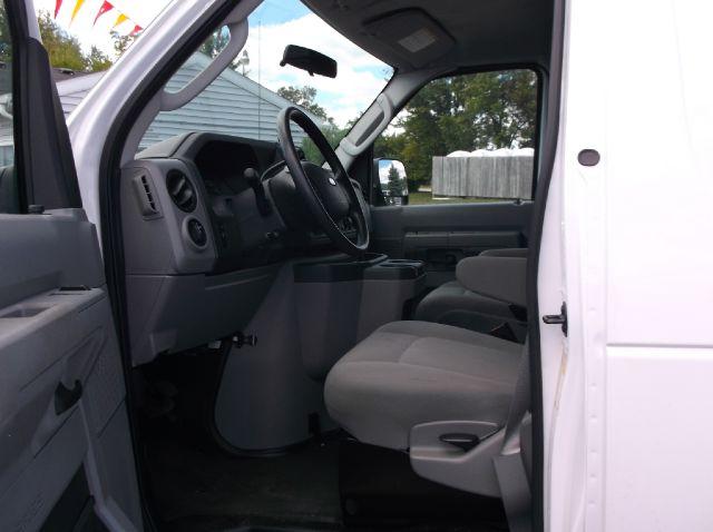 2012 Ford Econoline Awd-turbo