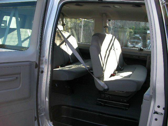 2008 Ford Econoline Wagon Z71, 4X4, LS, XCAB