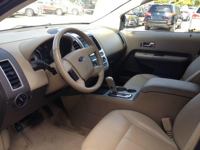 2007 Ford Edge Sportside