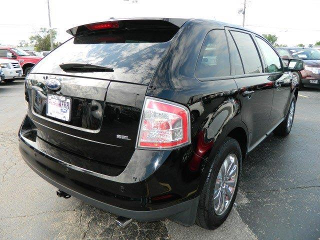 2007 Ford Edge 4 Dr GLS 1.8T Turbo Sedan