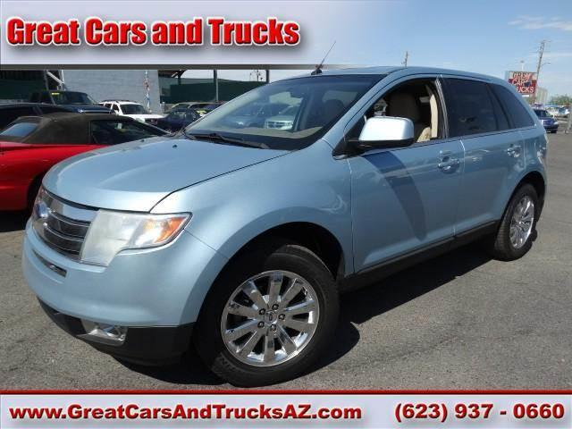2008 Ford Edge Outback