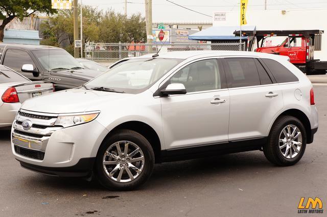 2012 Ford Edge SLT 25
