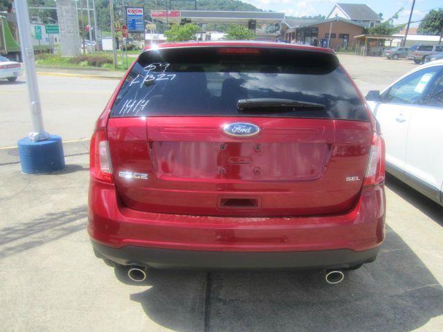 2013 Ford Edge Xe-v6