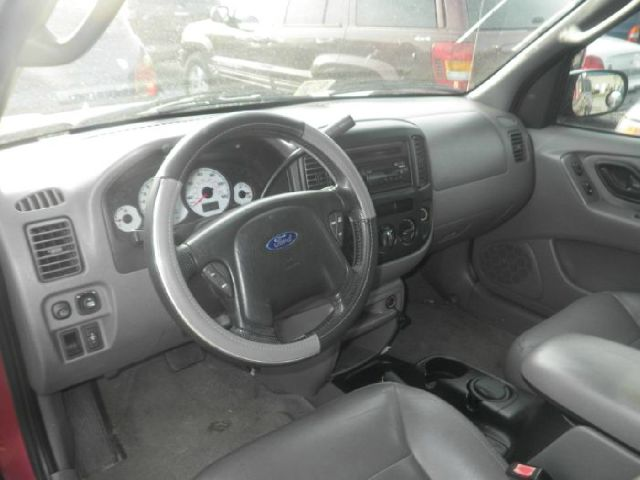 2001 Ford Escape SL 4x4 Regular Cab
