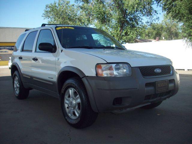 2001 Ford Escape Xlt 4x4 Details Grand Junction Co 81501