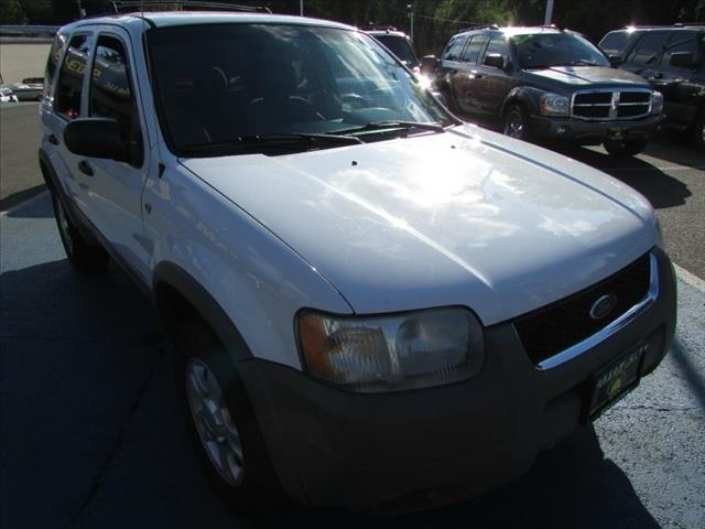 2002 Ford Escape 4wdsxt