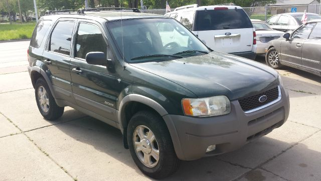 2002 ford escape crew cab xl diesel details dearborn heights mi 48125. Black Bedroom Furniture Sets. Home Design Ideas