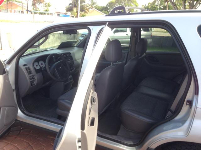 2002 Ford Escape 2WD 4dr V6 XLT