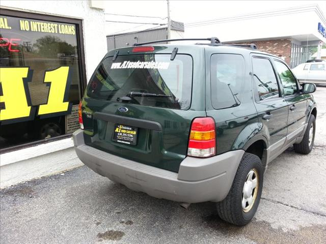 2002 Ford Escape Unlimited X 4X4