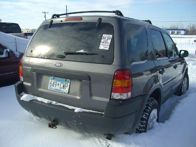 2004 Ford Escape SL 4x4 Regular Cab