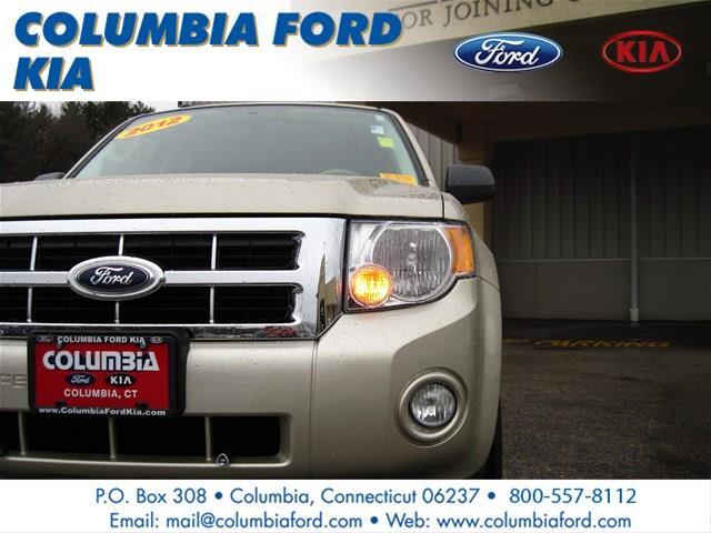 2012 Ford Escape ESi