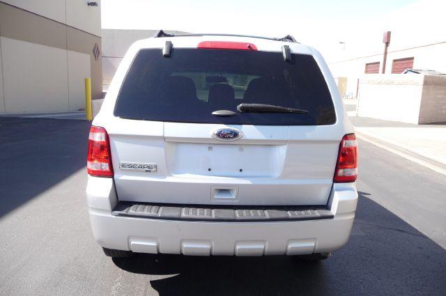 2012 Ford Escape 4dr 2.9L Twin Turbo AWD W/3rd