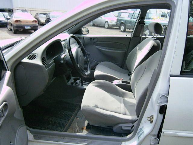 2002 Ford Escort L Sport Utility