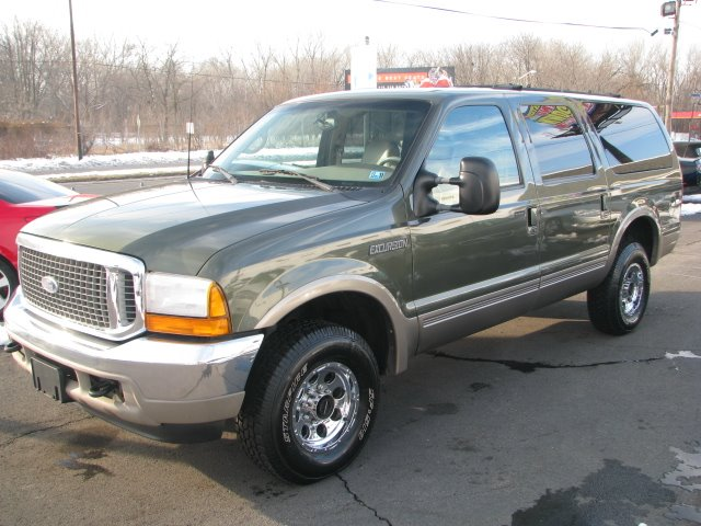 2000 Ford Excursion Super