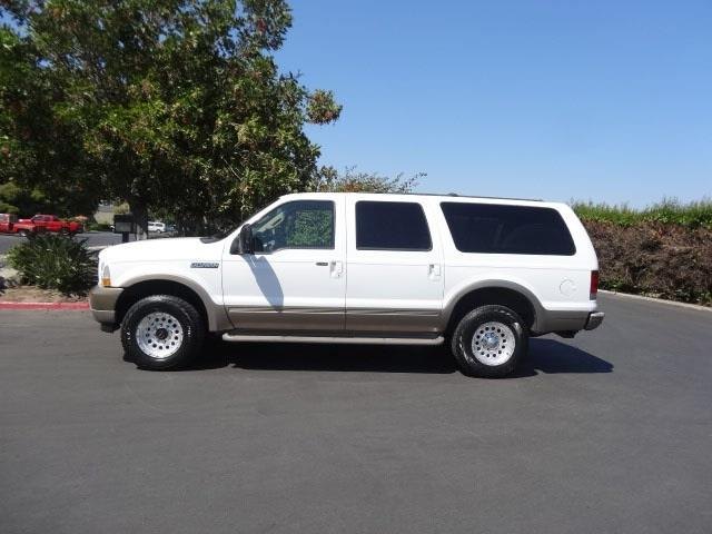2004 Ford Excursion XL XLT Work Series