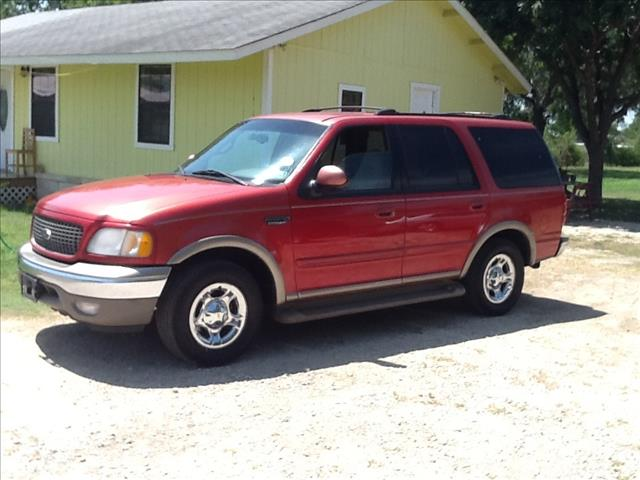 2000 Ford Expedition SL 4x4 Regular Cab