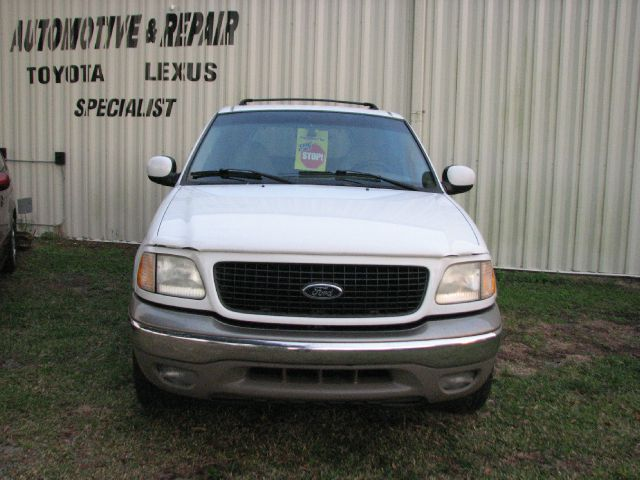 2002 Ford Expedition SL 4x4 Regular Cab
