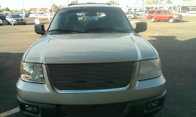 2003 Ford Expedition Ext Cab 155.5 WB