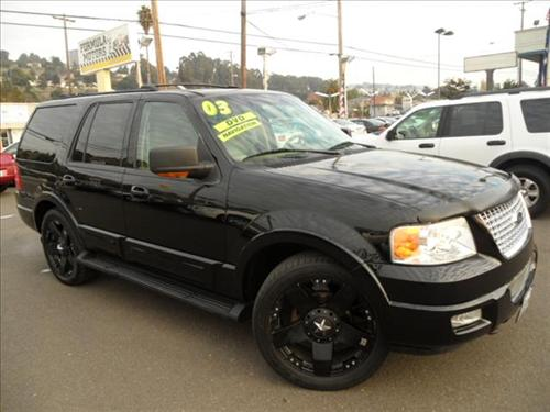 used ford expedition eddie bauer 2003 details buy used. Black Bedroom Furniture Sets. Home Design Ideas