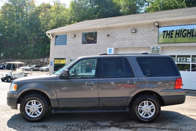 2004 Ford Expedition Seat-lth-40/20/40 Bench