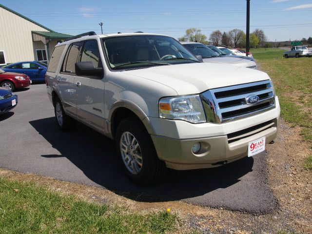 2008 Ford Expedition F350 Super DUTY