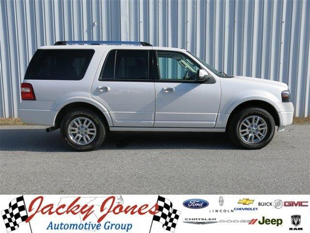 2013 Ford Expedition SLT 25