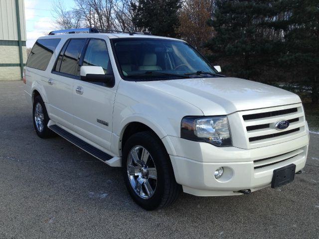 2007 Ford Expedition EL Xtronic CVT LE