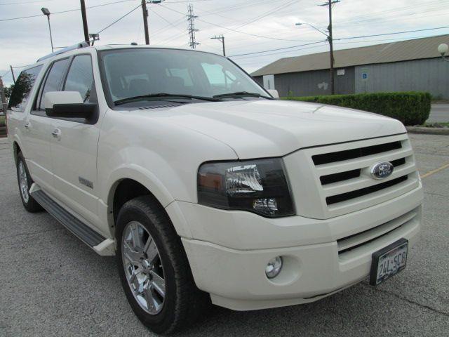 2008 Ford Expedition EL SLT 25