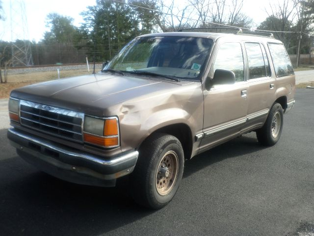 1992 Ford Explorer 3.0si 4x4