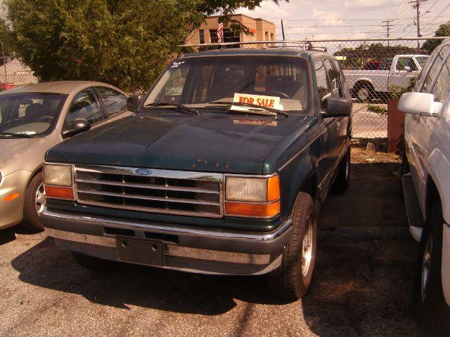 1994 Ford Explorer SLT Mega Cab 4WD