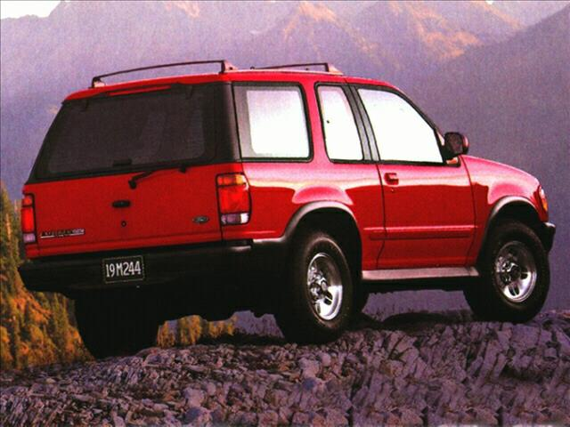 1996 Ford Explorer Unknown