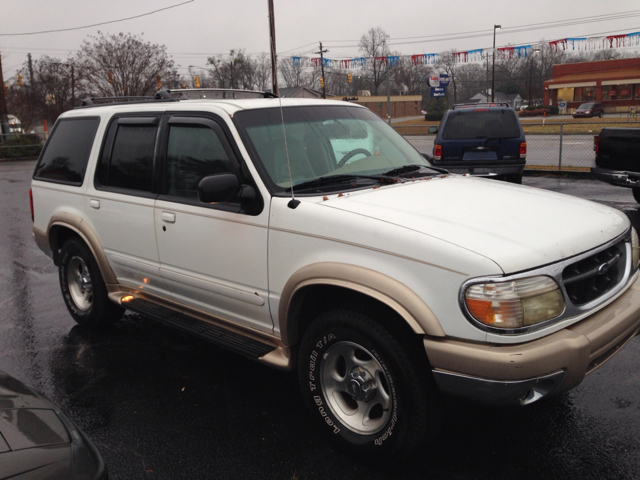 1999 Ford Explorer SL 4x4 Regular Cab