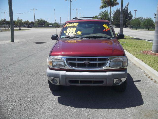 1999 Ford Explorer Service BODY
